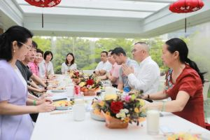 CEO早餐会NO5:清晨,让有力量的人汇聚在一起