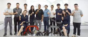 名企入驻 | 如此创意十足的电动自行车你见过没?